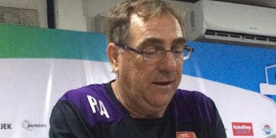 Persib Bandung Berpisah dengan Radovic dan Kini Dilatih Robert Rene Alberts