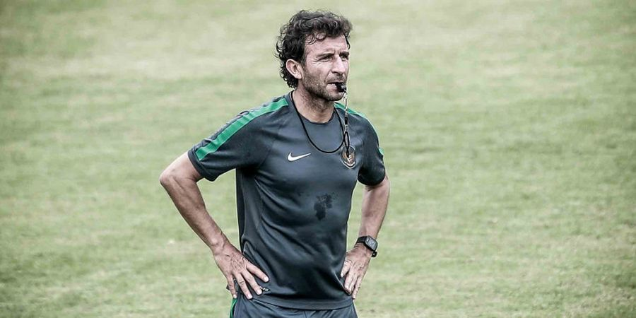 Luis Milla Beri Pesan ke Pelatih-pelatih Spanyol di Indonesia