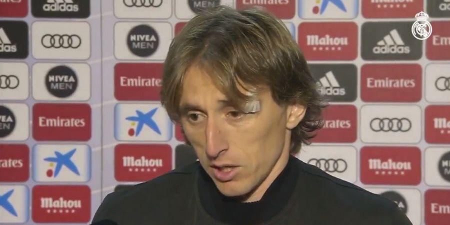 Ingin Setia, Luka Modric Putuskan untuk Bertahan di Real Madrid