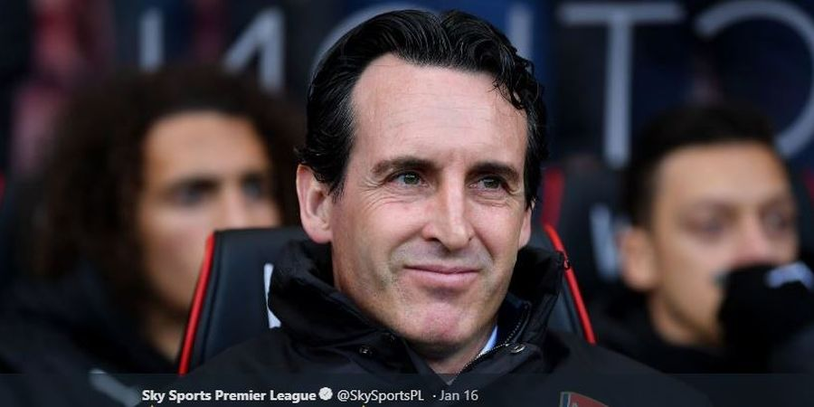 BREAKING NEWS - Unai Emery Dipecat Arsenal