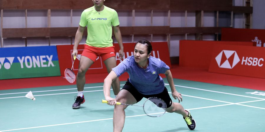 New Zealand Open 2019 - Bekuk Wakil Taiwan, Praveen/Melati ke Final