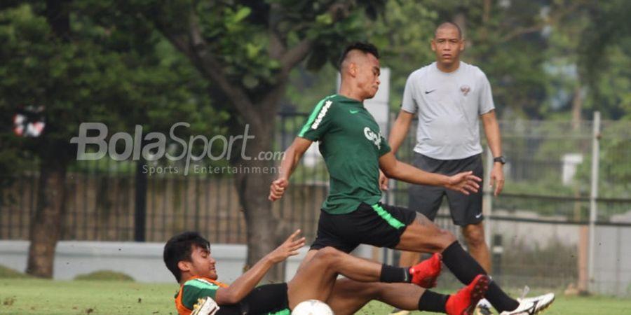 Nova Arianto Sanjung Penampilan Andy Setyo di Timnas U-22 Indonesia