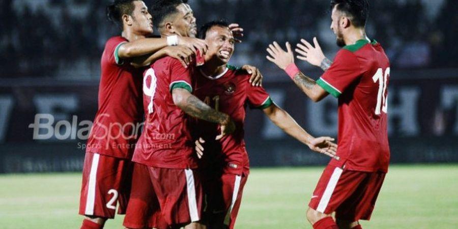 Link Live Streaming dan Jadwal Laga Timnas U-23 Indonesia di Kualifikasi Piala Asia 2020