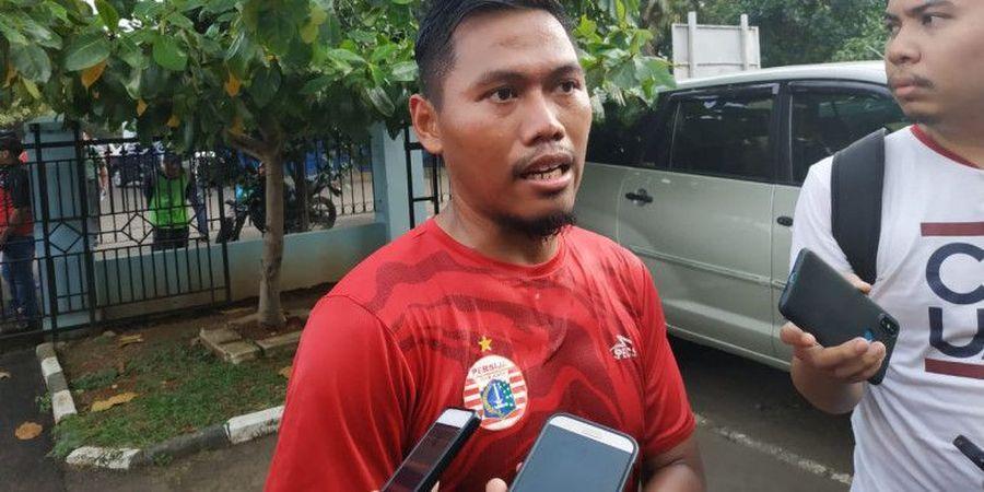 Tony Sucipto Akan Mendapat Ujian bersama Persija di Markas 757 Kepri Jaya