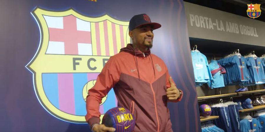 Gabung Barcelona, Kevin-Prince Boateng: Real Madrid Hanyalah Masa Lalu