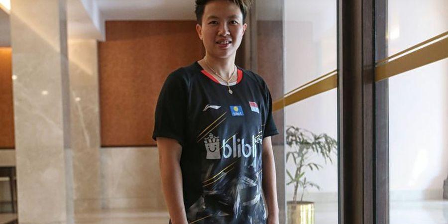 Liliyana Natsir Ingin Generasi Muda Jaga Tradisi Medali Emas Olimpiade
