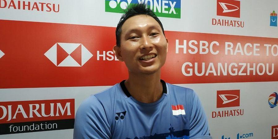 Sony Dwi Kuncoro Sudah Tak Tertarik Lagi Rebut Tiket Olimpiade