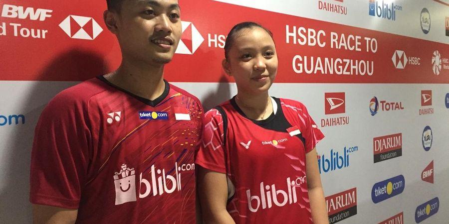 Pelatih Ingin Karakter Putri Manado Antar Winny Sukses bersama Tontowi