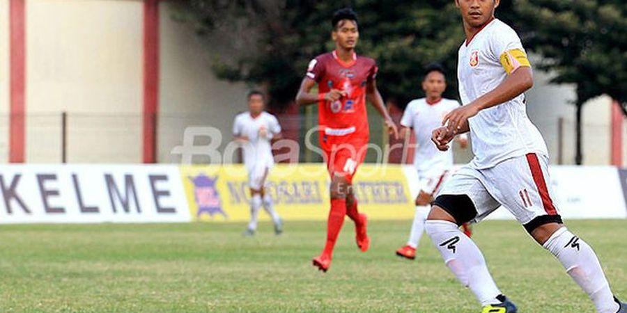 Persija Jakarta Tidak Jadi Berjodoh dengan Raja Gol Liga 2 2018