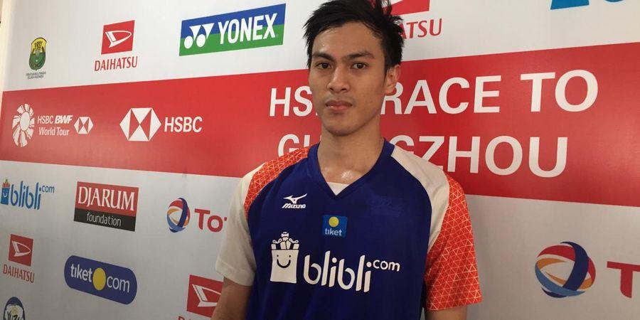 Indonesia Masters 2019 - Shesar Hiren Sempat Kewalahan Hadapi Sony