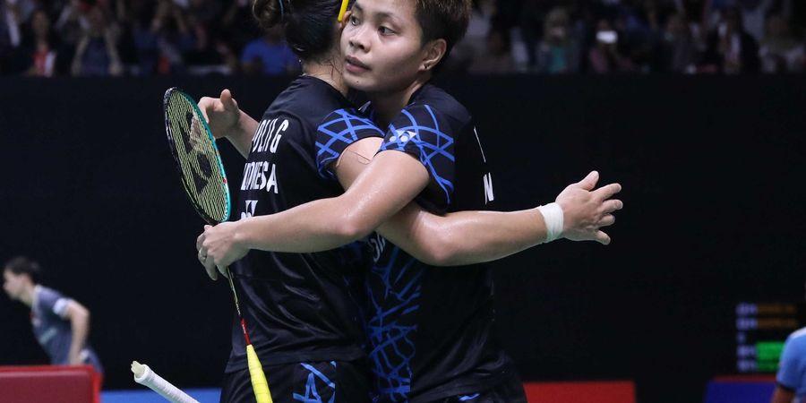Thailand Open 2019 - Greysia Polii/Apriyani Rahayu Puji Juniornya