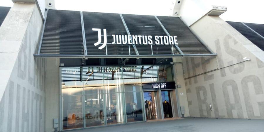 Imbas Virus Corona, Tak Bisa Belanja di Toko Resmi Juventus