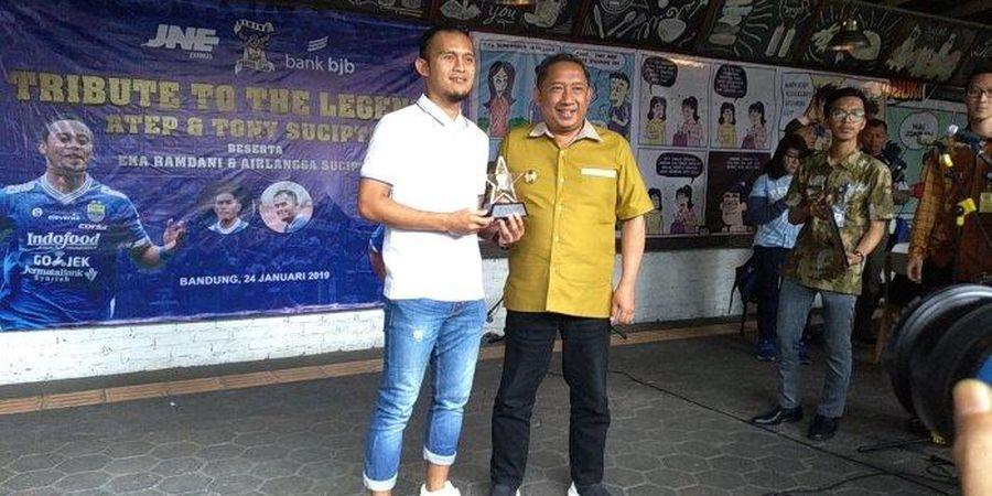 Eks Striker Persib Bandung Dikabarkan Merapat ke Sriwijaya FC