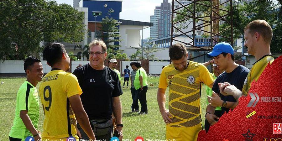 Robert Albert Kunjungi Klub Malaysia yang Belum Tentukan Pelatih Baru