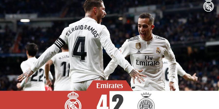 Jadwal Siaran Langsung Dini Hari: Girona Vs Real Madrid dan Inter Milan Vs Lazio
