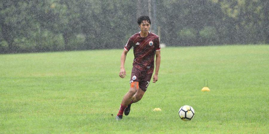 Laga Kontra Shan United Jadi Kesempatan Terakhir untuk Rishadi Fauzi