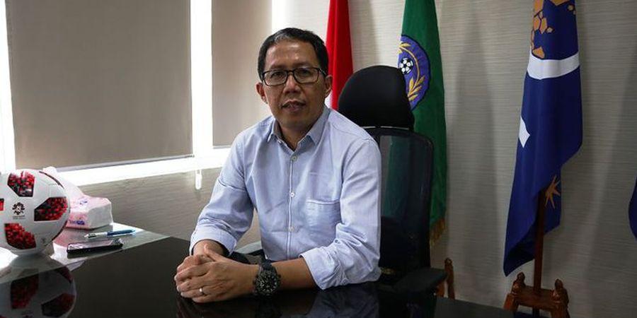 Alasan Satgas Antimafia Bola Belum Menahan Plt Ketum PSSI Joko Driyono