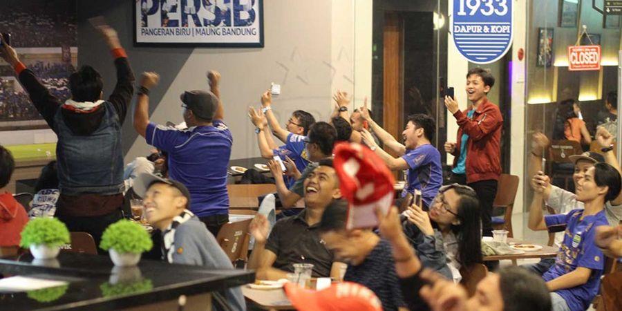 Piala Indonesia - Kedai Ini Siapkan Nobar Laga Borneo FC Vs Persib