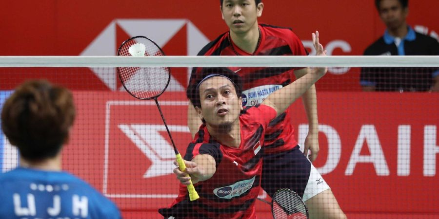 Link Live Streaming Final Japan Open 2019 - Laga Derbi Indonesia Jadi Penutup