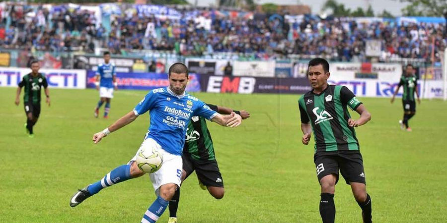 Resmi, Persib Bandung Coret Srdjan Lopicic dari Skuat Maung Bandung