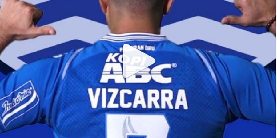 Terungkap Alasan Nomor Punggung Esteban Vizcarra Tiba-tiba Berubah