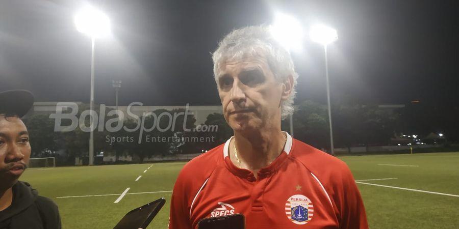 Sepekan Lagi ke Liga Champions Asia, Persija Dapat Kabar Kurang Bagus