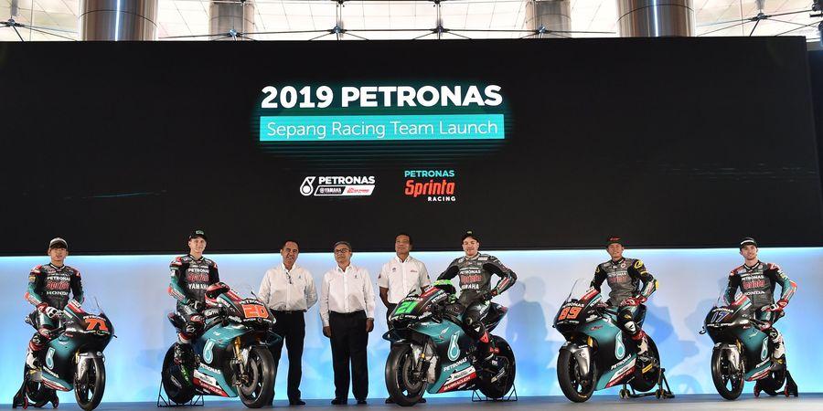 Tim Satelit Petronas Yamaha SRT Resmikan Tim untuk Ajang MotoGP 2019