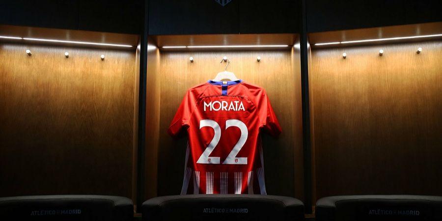 VIDEO - Kata-kata Pertama Alvaro Morata sebagai Pemain Atletico Madrid