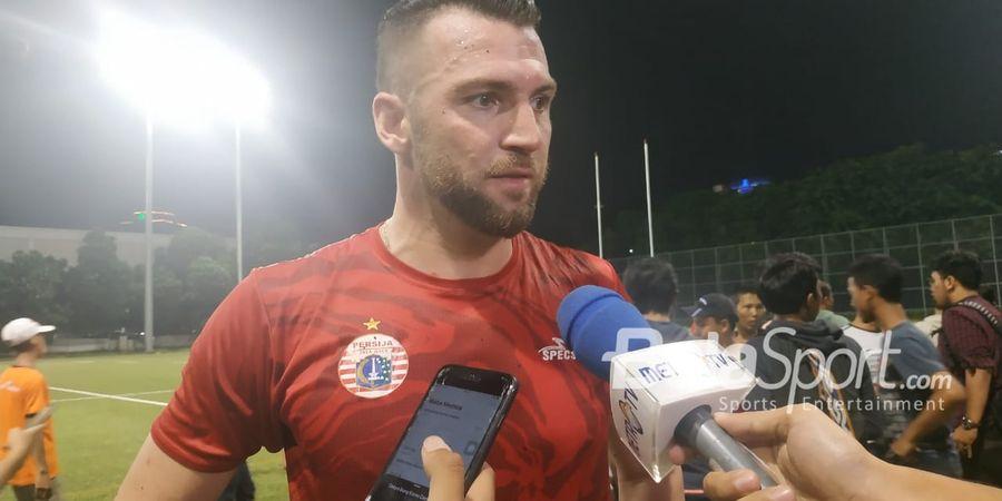 Harapan Marko Simic Terhadap Beto di Liga Champions Asia 2019