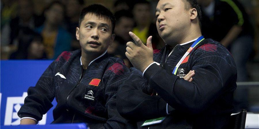 China Desak Pebulu Tangkisnya Rebut 5 Emas pada Olimpiade Tokyo 2020