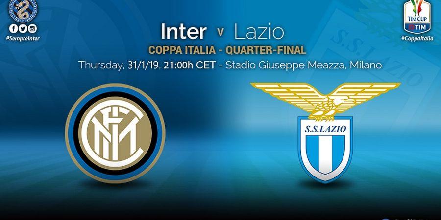 Jadwal Live TV 1-2 Februari 2019, Inter Milan Disiarkan TVRI, Chelsea di MNCTV