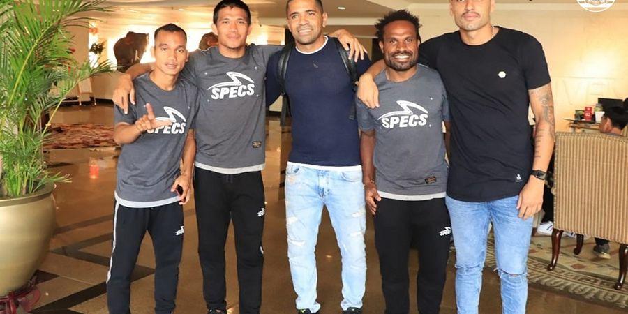 Persija Pinjam Beto dan Jaimerson demi Sukses di  Liga Champions Asia