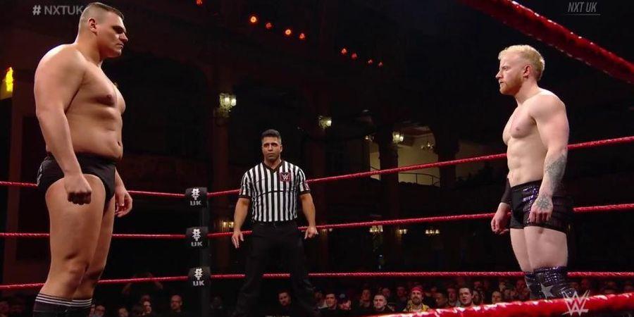 Hadapi Debutan, Petarung WWE Alami Luka Horor Usai Kena Tampar