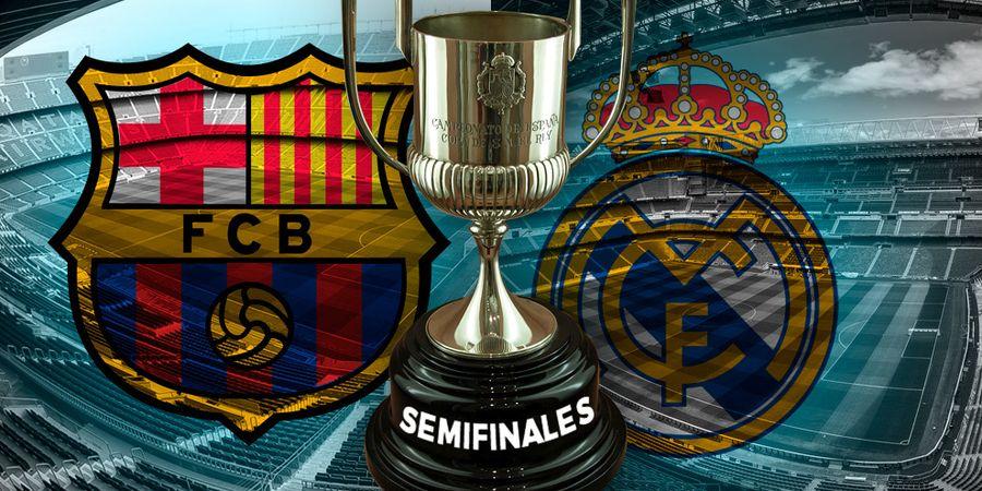 Bermain Imbang di El Clasico, Copa del Rey Cuma Trofi Sampingan?