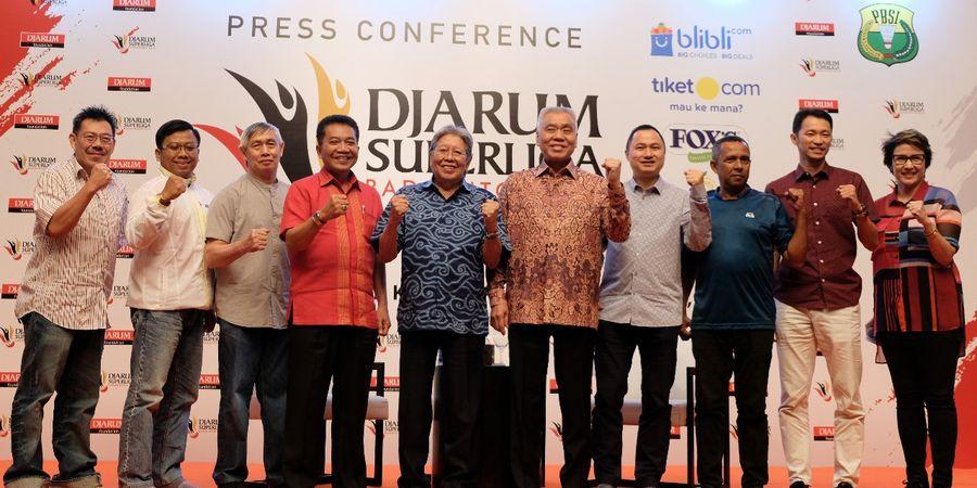 PBSI Yakin Djarum Superliga Badminton 2019 Tak Ganggu Pemain Pelatnas