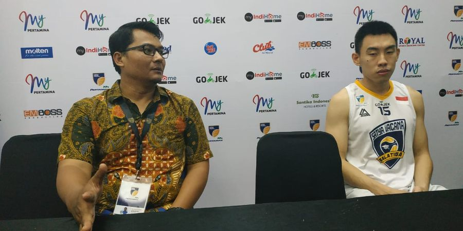 IBL Pertamax 2018-2019 - 2 Hal Ini Ganggu Ritme Permainan Satya Wacana