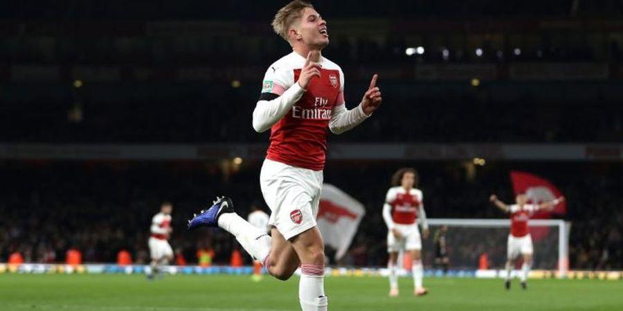 Kenakan Nomor 10 di Arsenal, Penerus Mesut Oezil: Ini Sangat Spesial