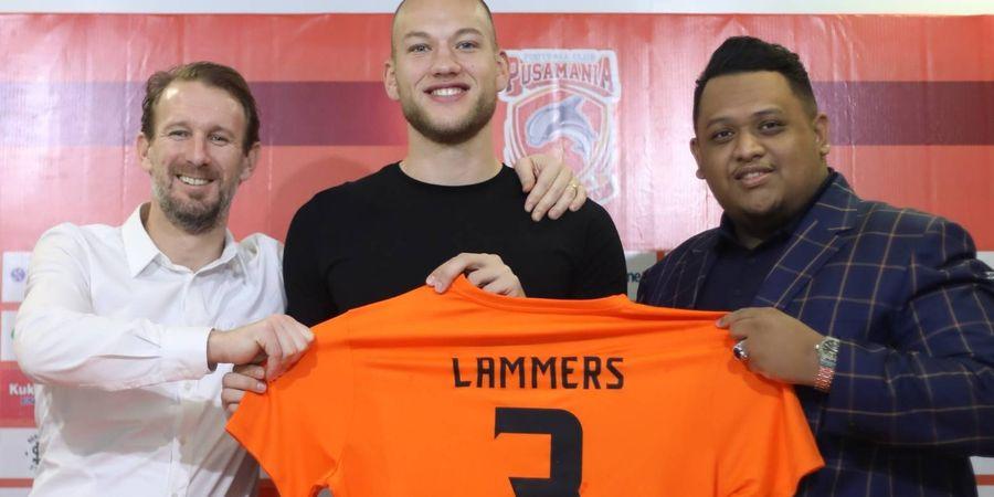 Merapatnya Jan Lammers ke Borneo FC Dianggap sebagai Buah Kesabaran