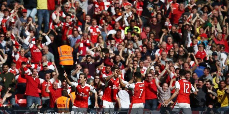 4 Tahun Berlalu, Apa Kabar 11 Pemain Arsenal yang Membekuk Man City?