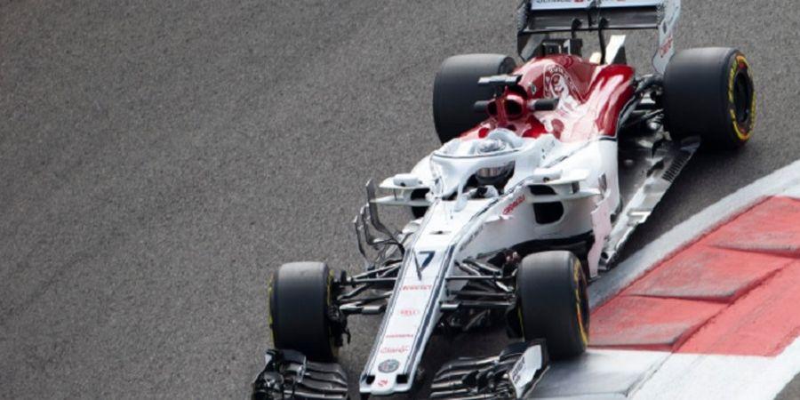 Jelang Formula 1 Musim 2019, Sauber Ganti Nama Jadi Alfa Romeo Racing