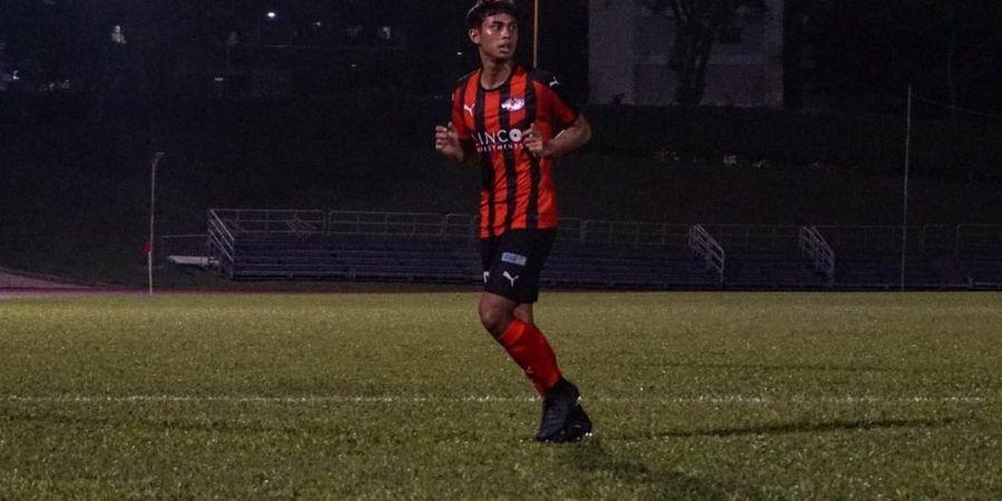 Imlek Jadi Motivasi Pemain Home United Saat Menjamu Persija Jakarta