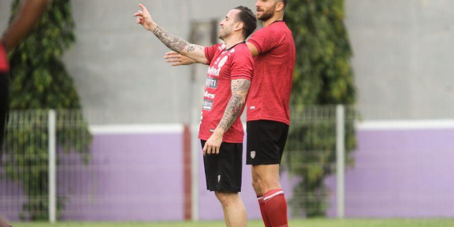 Lawan Bali United, Bhayangkara FC Siapkan Jurus Khusus untuk Paulo Sergio dan Spasojevic