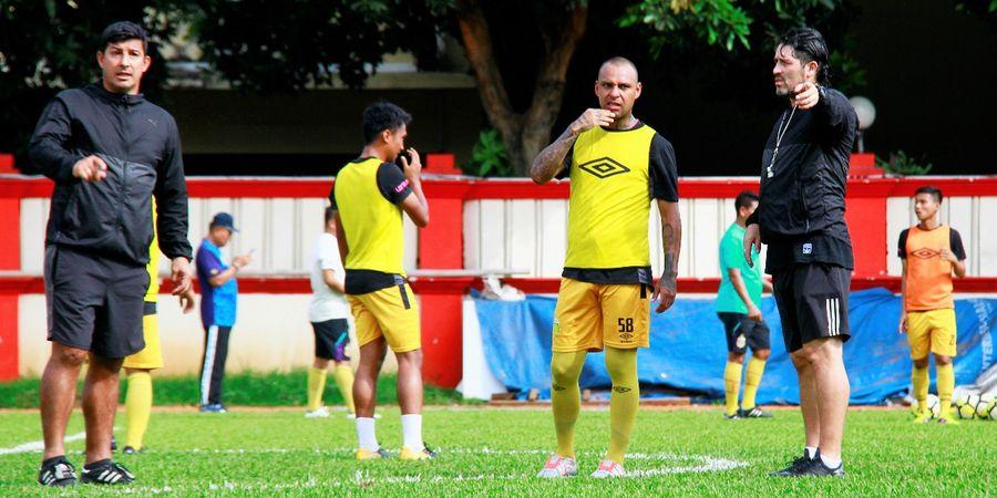 Kemampuan Eks Timnas Meksiko Dicoba Saat Hadapi Timnas U-22 Indonesia