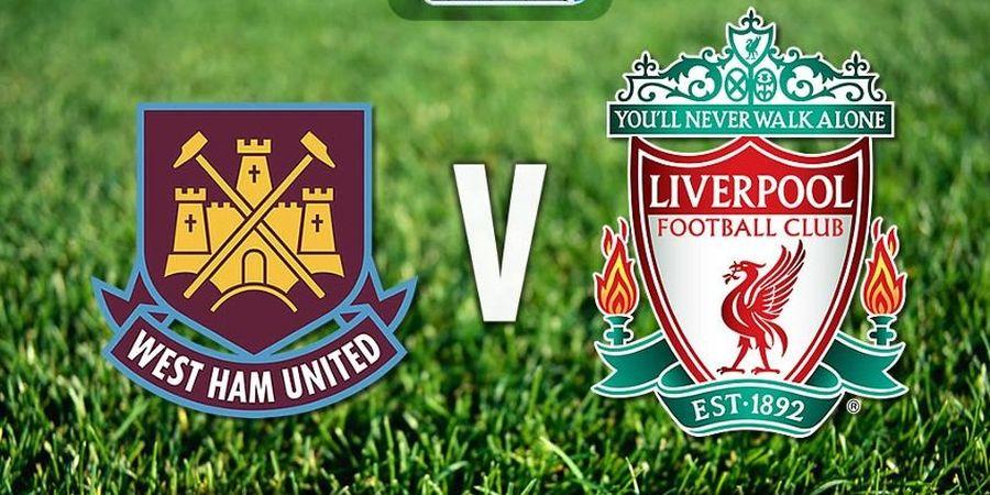 Jadwal Live 5 Februari 2019, West Ham Vs Liverpool di RCTI, Pellegrini Bantu Manchester City