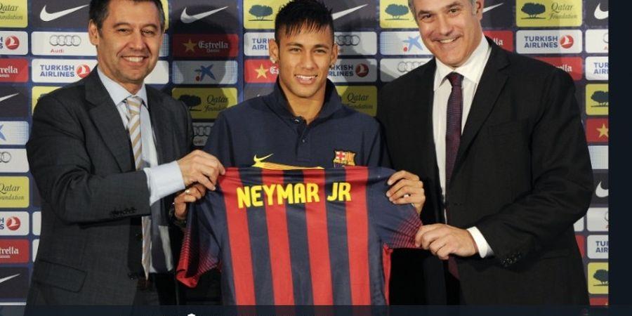 2 Pemain Termahal Barcelona Bisa Jadi Kunci Kepulangan Neymar