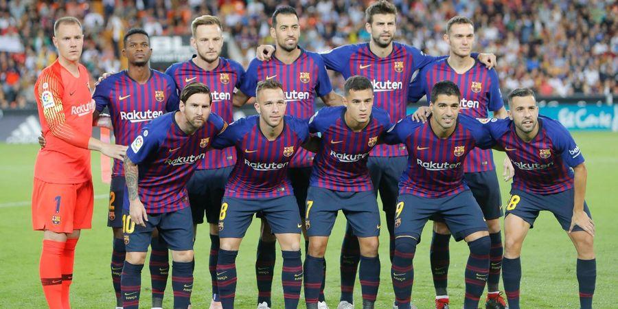 Jelang El Clasico, Lini Pertahanan Barcelona Justru Keropos di Kandang