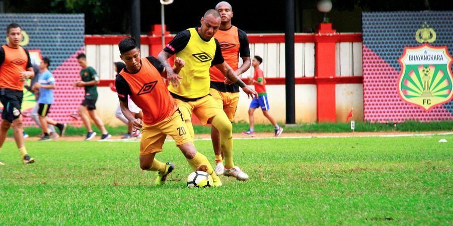 Eks Timnas Meksiko Beberkan Alasan Pilih Bhayangkara FC Ketimbang Kalteng Putra