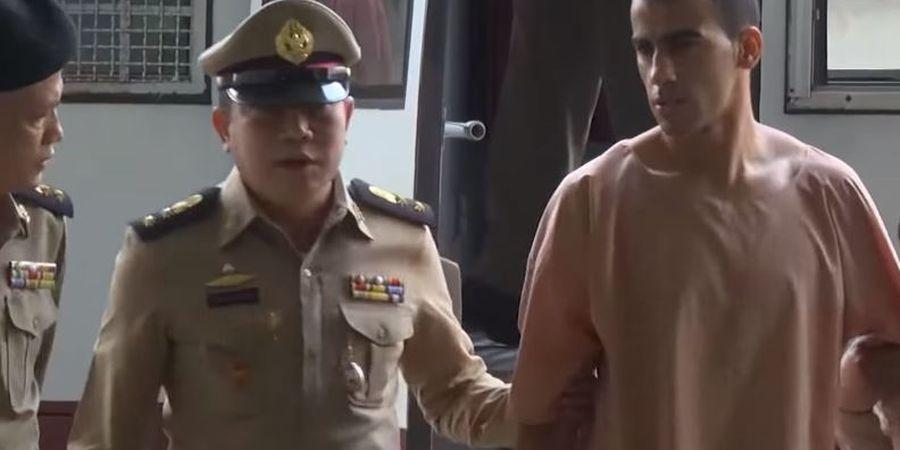 Tiba di Pengadilan dengan Kaki Diborgol, Pemain Bahrain Didukung Eks Kapten Timnas Australia
