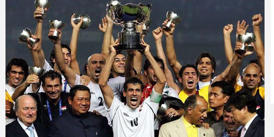 BOLASPORT WIKI: Kemenangan Terhebat di Piala Asia, Dipimpin Pelatih Mualaf asal Brasil