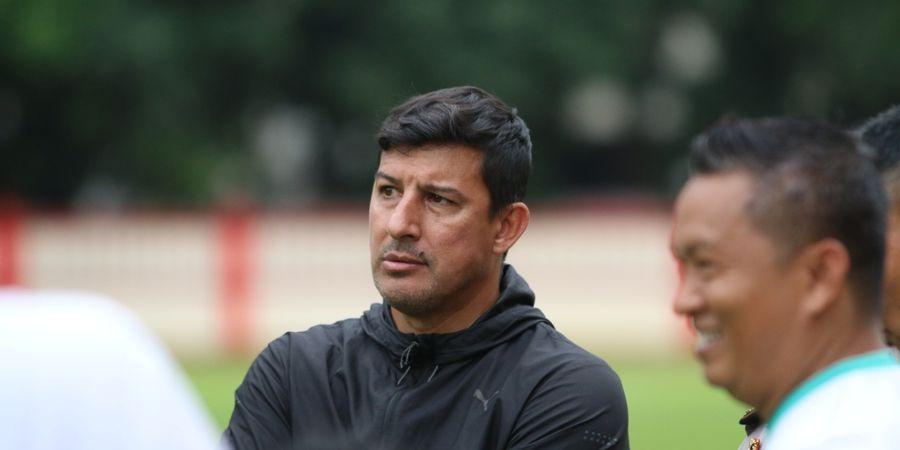 Kesabaran Menjadi Kunci Alfredo Vera dalam Melatih Bhayangkara FC